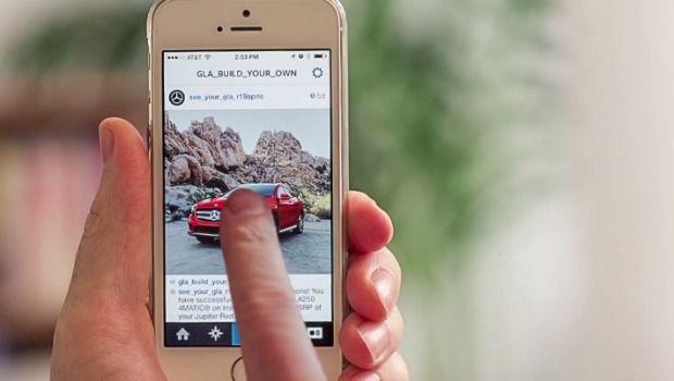 Cada vez son más las marcas que apuestan por Instagram y por hacer cosas chulas en esta plataforma. Lo vimos, por ejemplo, con IKEA, que llevó su catálo