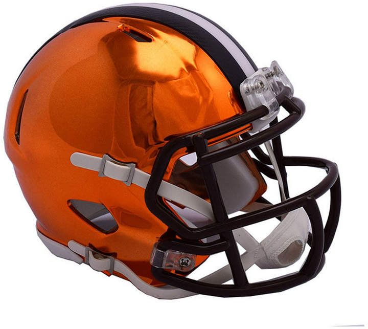 93673451 Riddell Cleveland Browns Speed Chrome Alt Mini Helmet | Products ...
