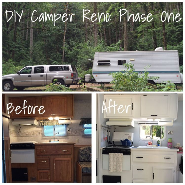 The French 75 Blog Shares Their Vintage Inspired Camper
