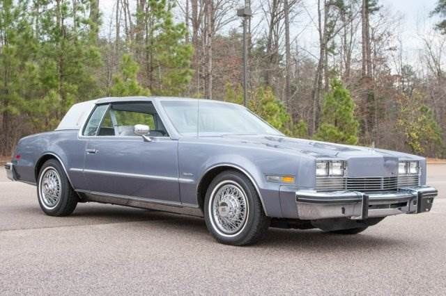 1982 Oldsmobile Toronado Base For Auction In Nc 1g3az57y2ce310726 Oldsmobile Toronado Oldsmobile Car Model