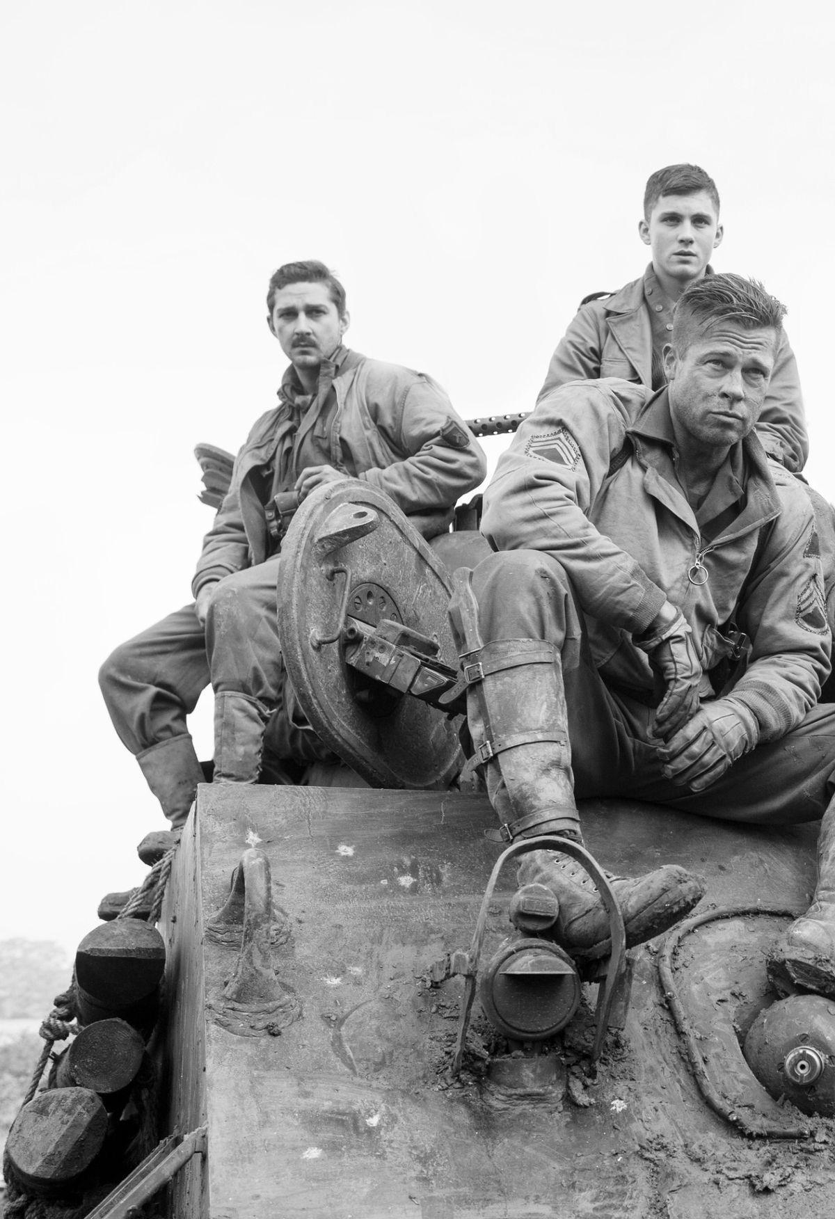 Pin by Julie Dougherty on War Great movies, Brad pitt