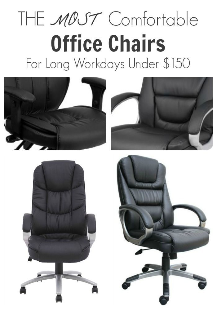 The Most Comfortable Office Chairs For