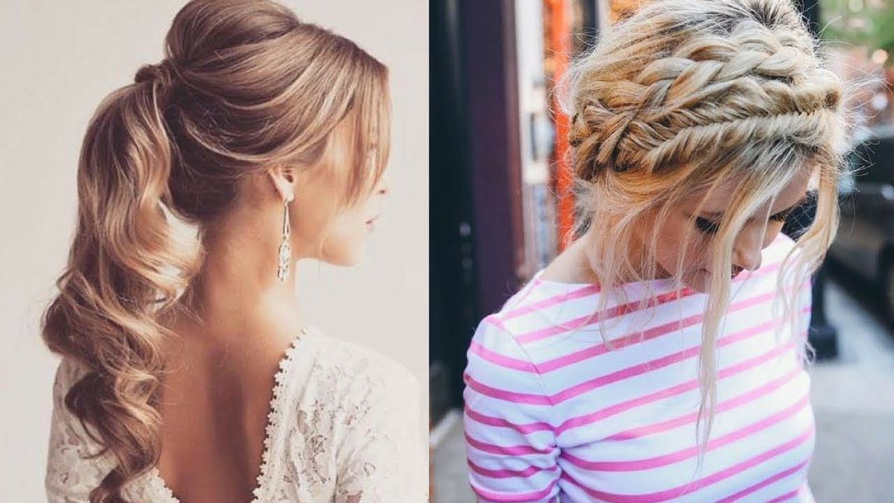 Quick Easy Hairstyles Entrancing Simple Quick And Easy Hairstyles #4  Nice  Pinterest  Easy Hairstyles