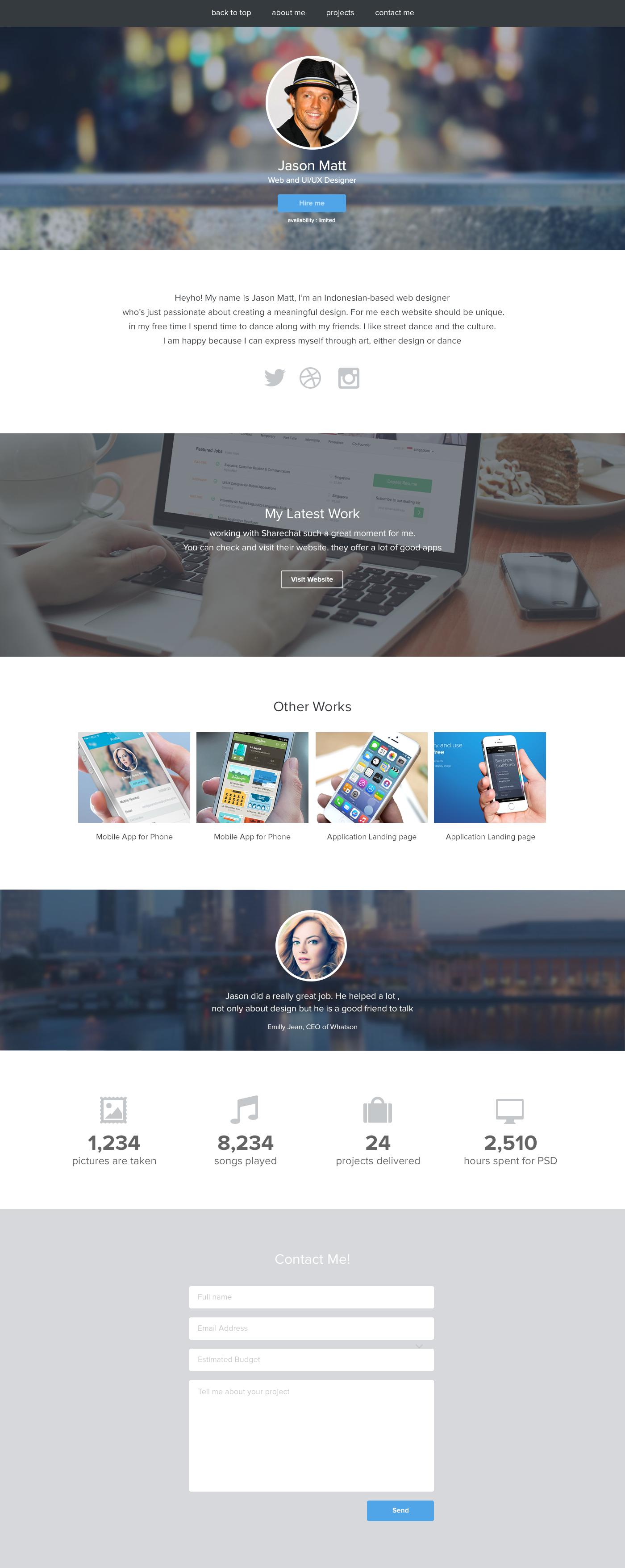 Fullscreen | Tech/UI | Pinterest | Tech