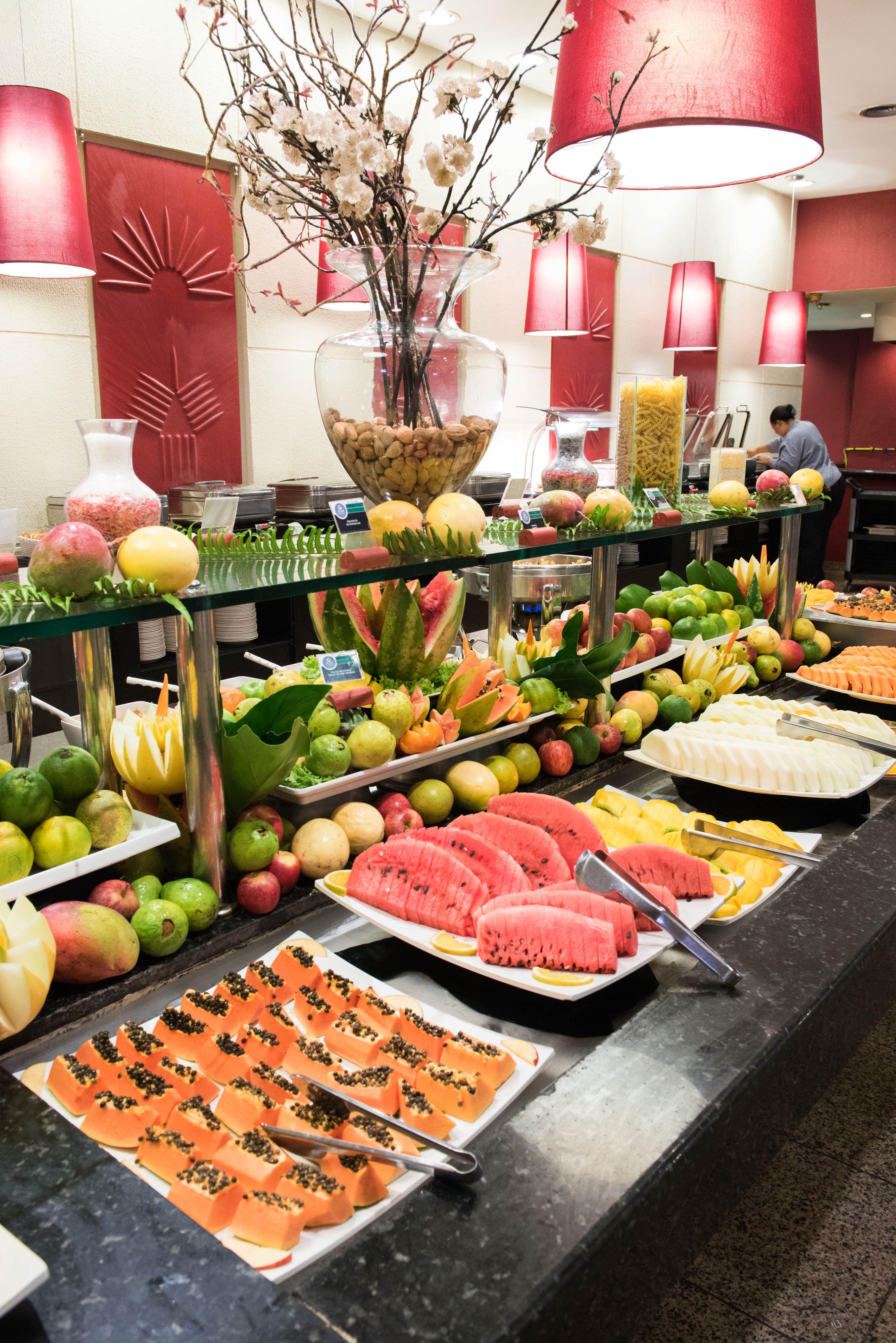 Restaurante Vila Gale Eco Resort Angra Rio De Janeiro Brasil