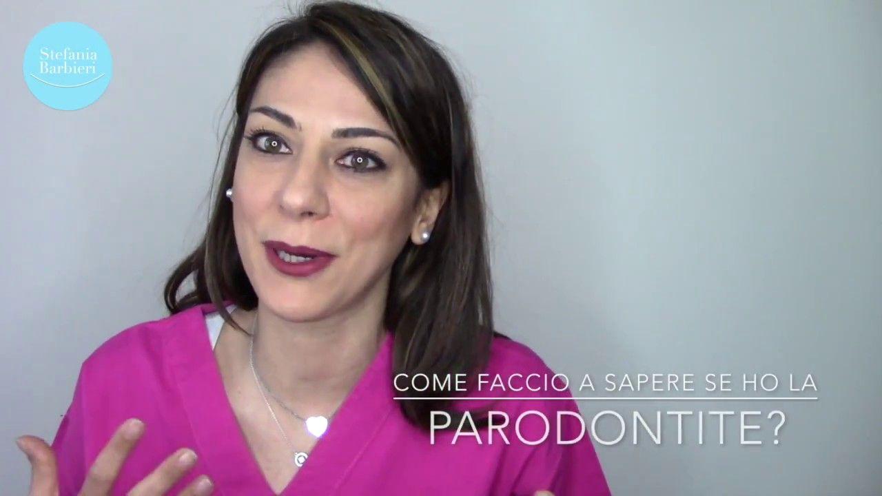 Come posso capire se ho la parodontite? - YouTube