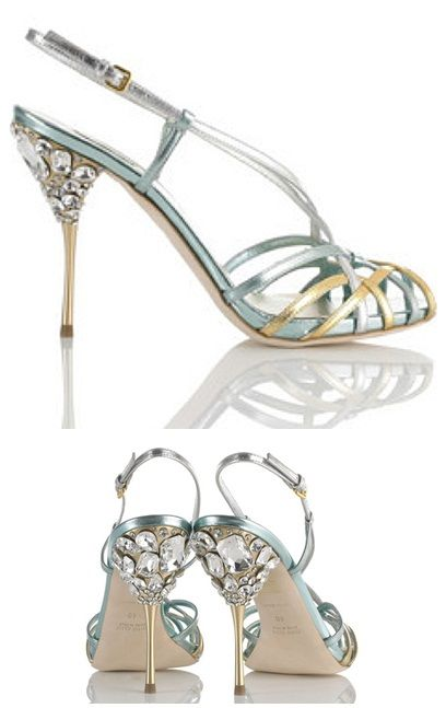 1c439dcab61 Miu Miu wedding shoes - Tiffany Blue