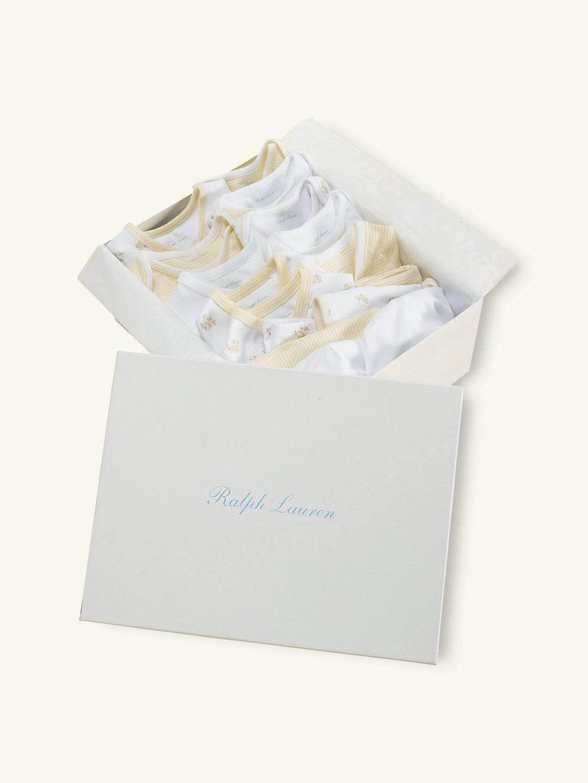 baby boy gift set ralph lauren
