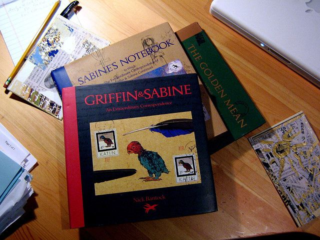 Griffin and Sabine Artwork | Griffin and Sabine | Flickr - Photo Sharing!