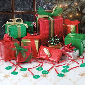 How To Host A White Elephant Gift Exchange Ornament Exchange Party Christmas Gift Exchange Party Christmas Ornaments Homemade