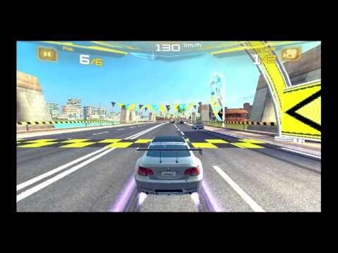 Asphalt 7: Heat iPhone App Review (Career Mode) - CrazyMikesapps