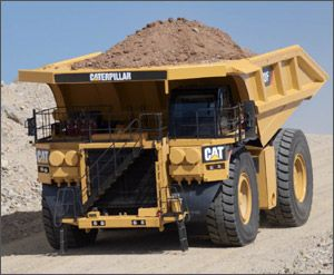 cat mining dump truck - rucks, 4x4 and ats on Pinterest
