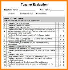 image result for preschool teacher evaluation tools