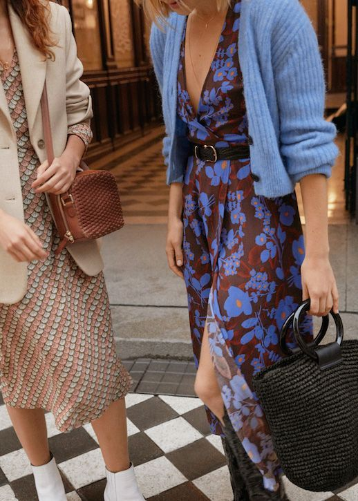 This Affordable Mall Brand Just Launched The Chicest Collection (Le Fashion #lefashion