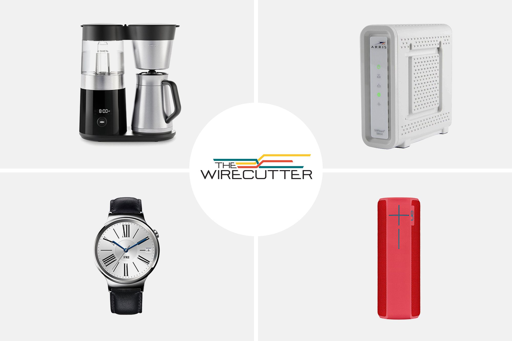 Wirecutter's best deals Save 75 on a Huawei Watch