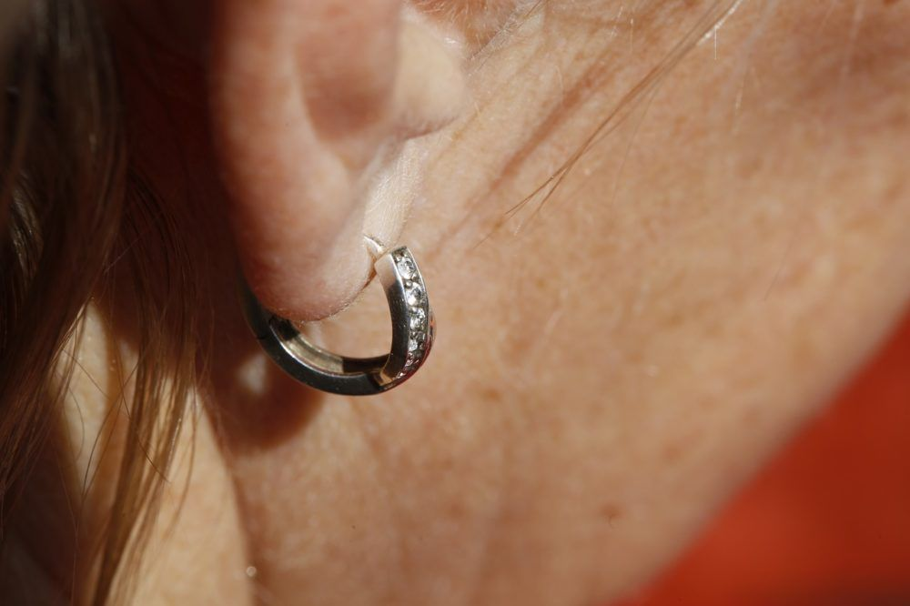 That's really out of sight! #earring #ear #jewellery