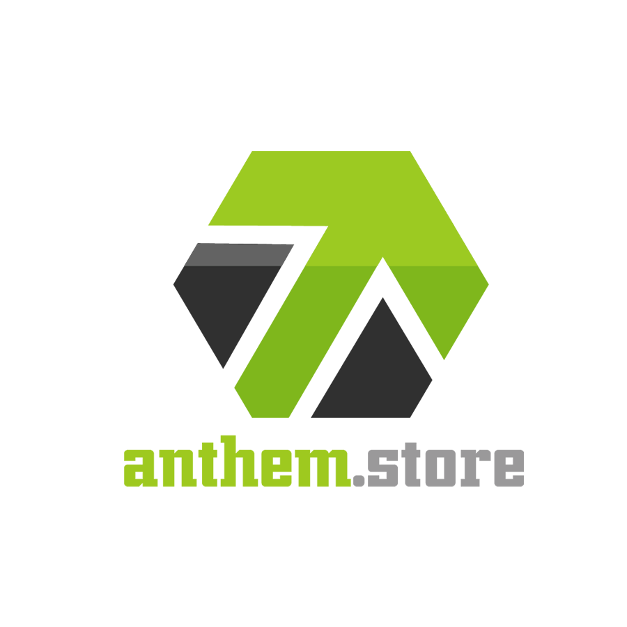 Logo Anthem Store By Leasarra Design Studio Malaysia Big Logo Design Logos Best Logo Design