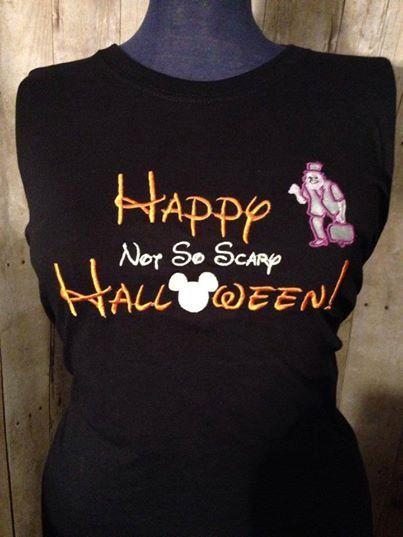 mnsshp halloween shirt glow in the dark by embroideryapplique 2200