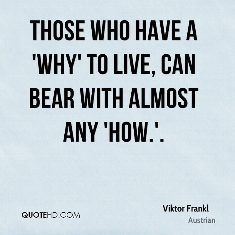 Viktor Frankl Quotes Inspiration Viktor Frankl Suicide  Viktorfranklquotethosewhohaveawhyto