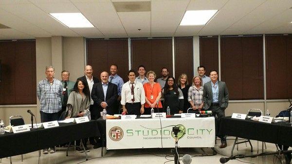 New reign takes over Studio City Neighborhood Council