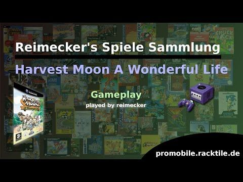 Reimecker's Spiele Sammlung : Harvest Moon A Wonderful Life