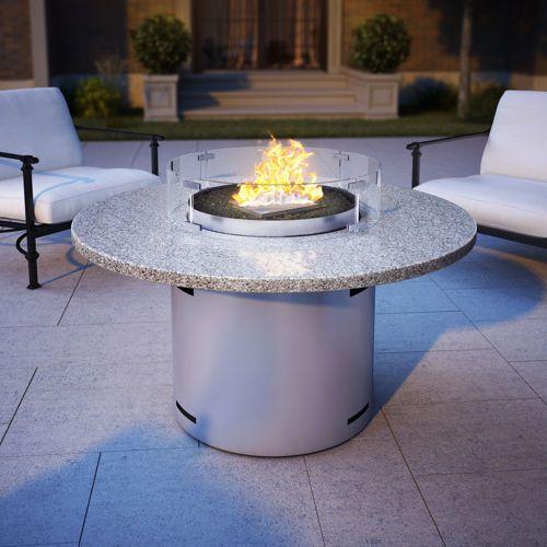 Waltz Propane Fire Pit Table Costco Con Immagini