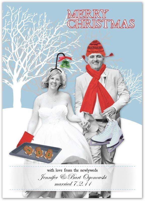 Custom Christmas Cards.Funny Newlywed Christmas Cards Google Search Christmas