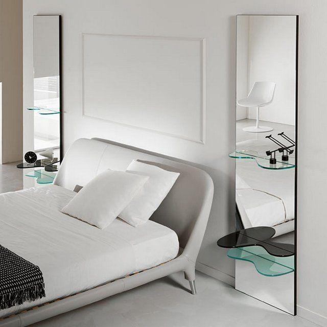 Fancy   Sill Wall Mirror By Tonelli Design