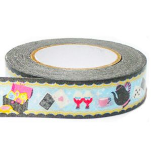 Mini Paper Tape - Blue Wonderland