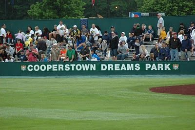 STATS DAD: Youth Baseball: Cooperstown Dreams Park Tips and Tricks
