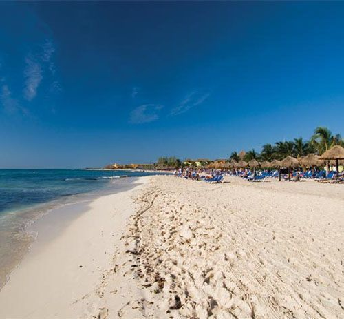 Sandos Caracol Eco Resort & Spa at Playa Del Carmen, Mexico!! want to go back again!!!