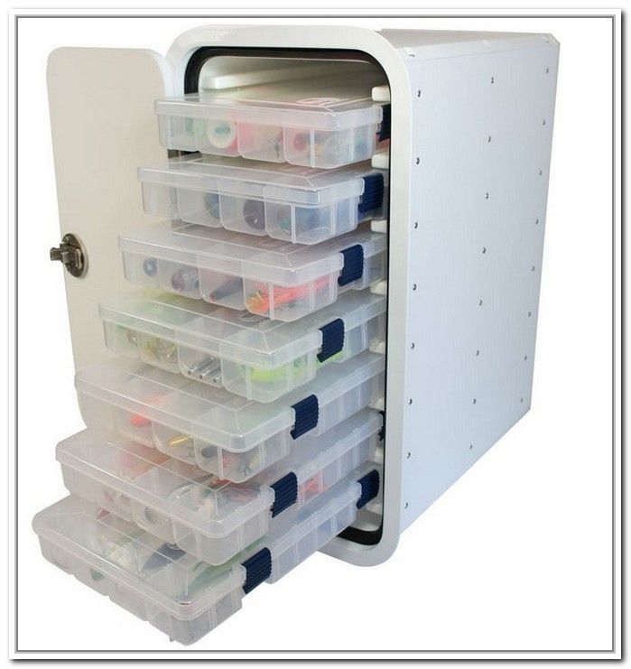 Boat Tackle Storage Boxes