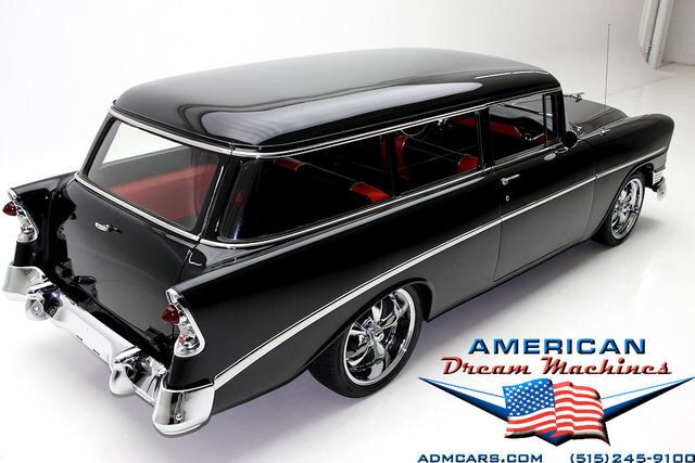 Chevy Nomad With Images Chevrolet Classic Cars Cars For Sale