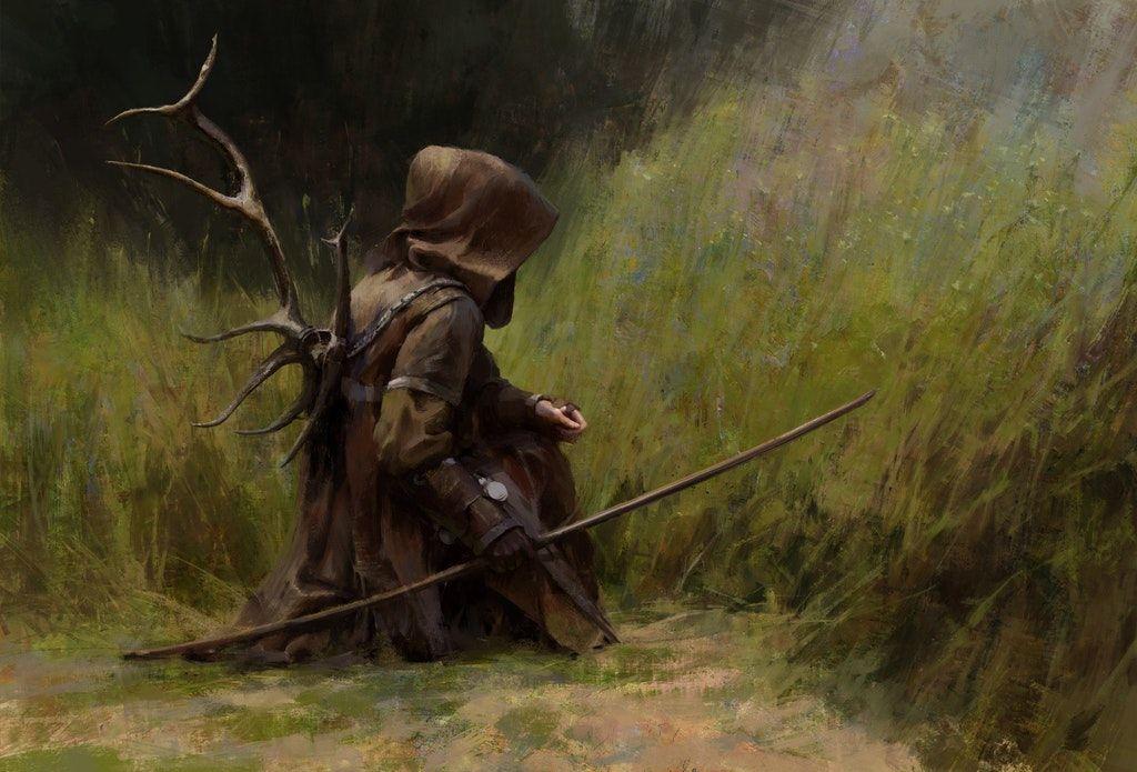 Huntsman by Swang : ImaginaryCharacters | Fantasy ...