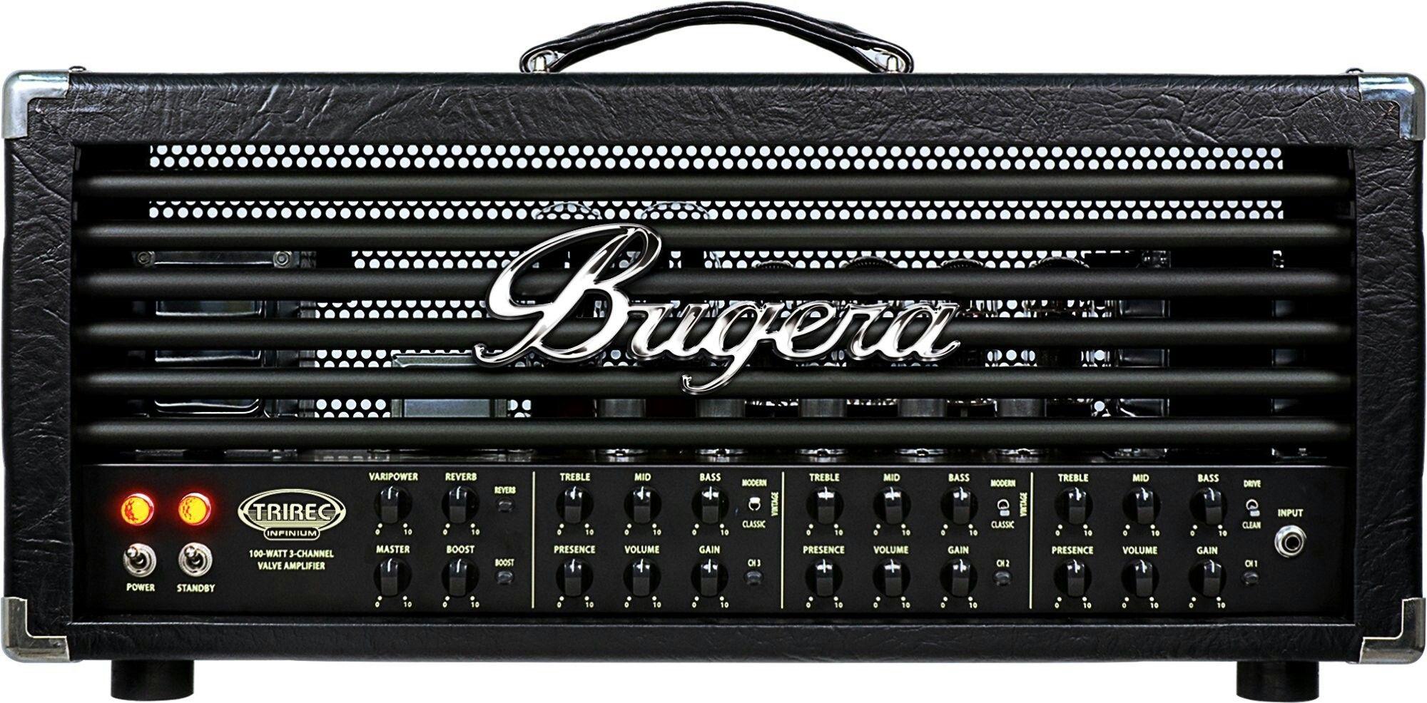Bugera Trirec Infinium 100w Amp Head Amps Pinterest 100 W Valve Audio Amplifier