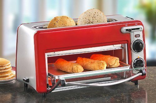 Hamilton Beach Toastation 2-Slice Toaster and Mini Oven