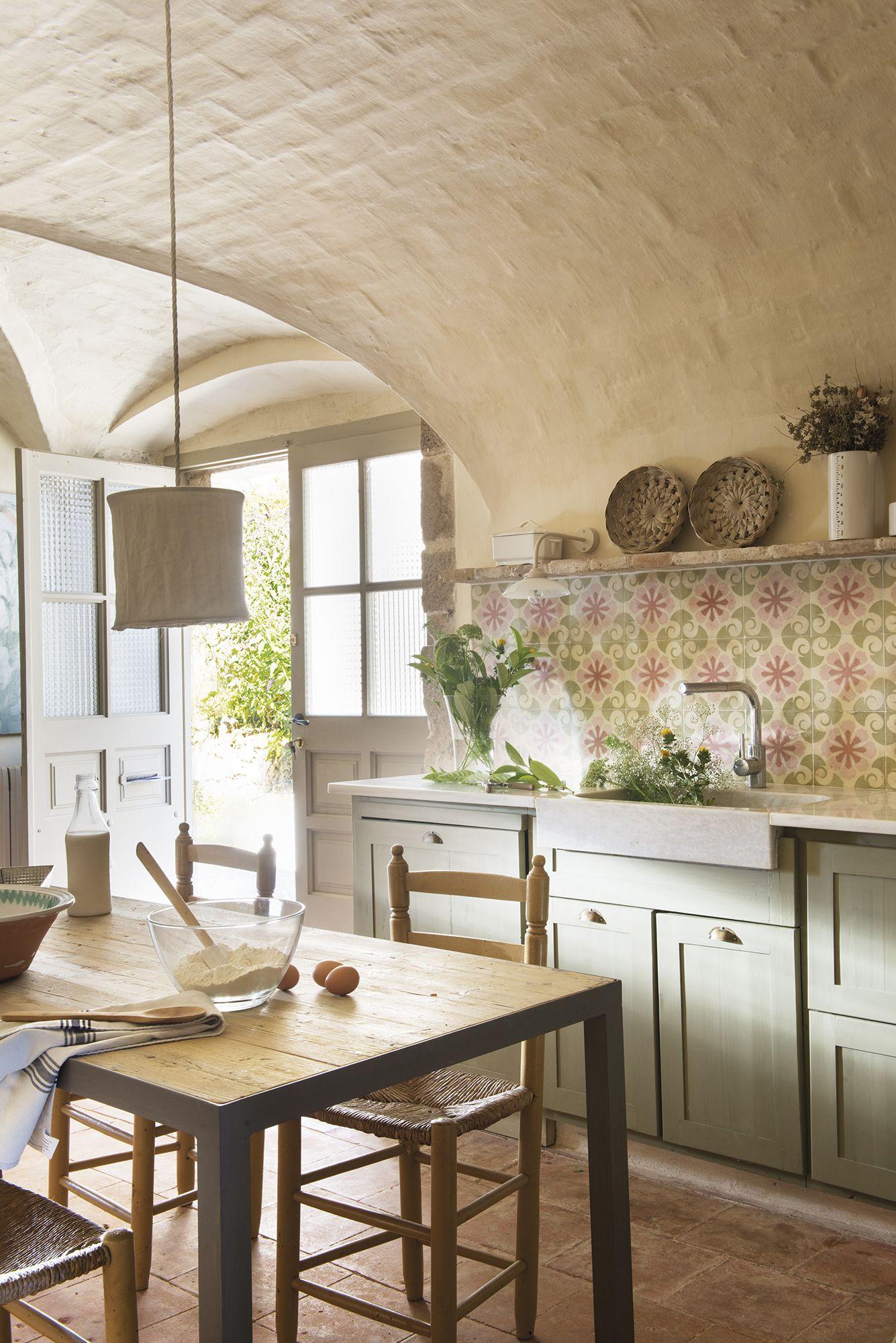 A gusto todo el año  Decoration maison de campagne, Déco maison