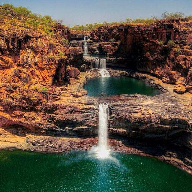 Mitchell Falls, Australia - tourtheplanet's photo