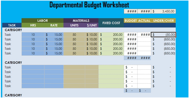 Hr Budget Template Excel 3 Taboos About Hr Budget Template Excel You Should Never Share On T Budgeting Worksheets Budget Worksheets Excel Budget Template