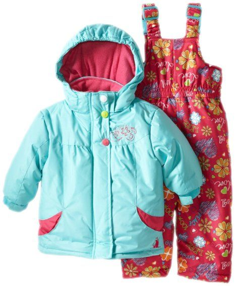 Girls Size 2t Snowsuit Clothing, Shoes & Accessories One-pieces