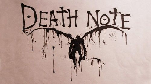 DEATH NOTE デスノート Wallpaper: Death Note