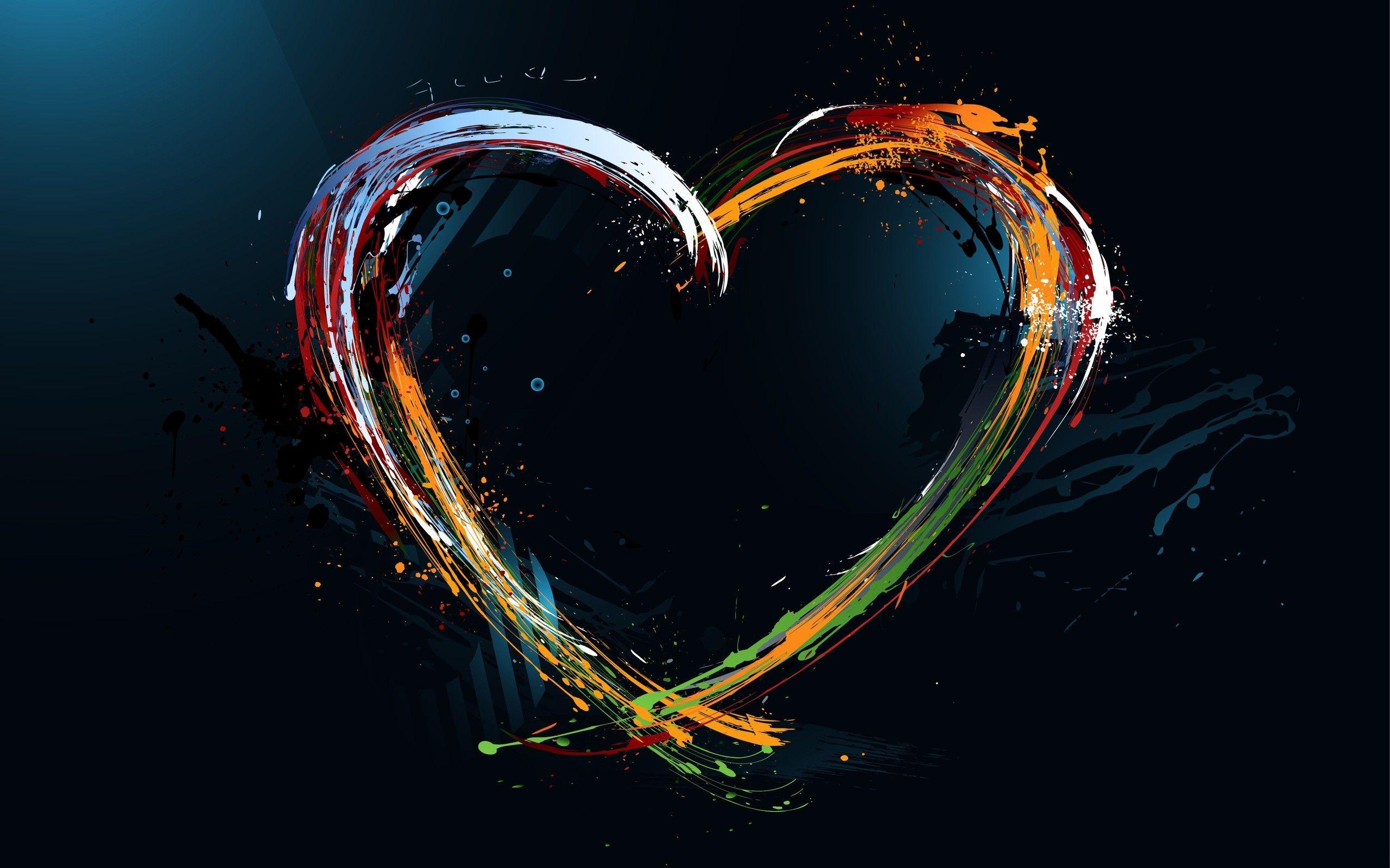 Love Abstract Design Wallpapers Fondos De Pantalla Amor