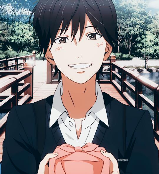 Random Anime Obsession Anime Orange Anime Anime Guys