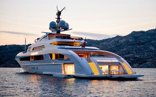 Super Yacht Of Galactica Star Super Yachts Boat Boats Luxury