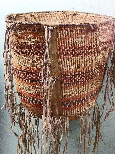 Western Apache Burden Basket by mharrsch, via Flickr