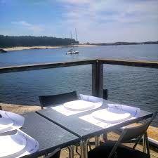 Las Mejores Mesas Con Vistas Al Mar De Los Restaurantes De Galicia Vistas Vistas Al Mar Mesas