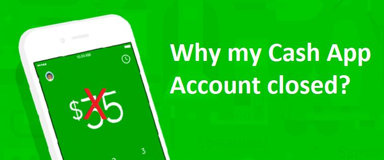 How To Reopen A Closed Cash App Account App Support Cash Card Accounting