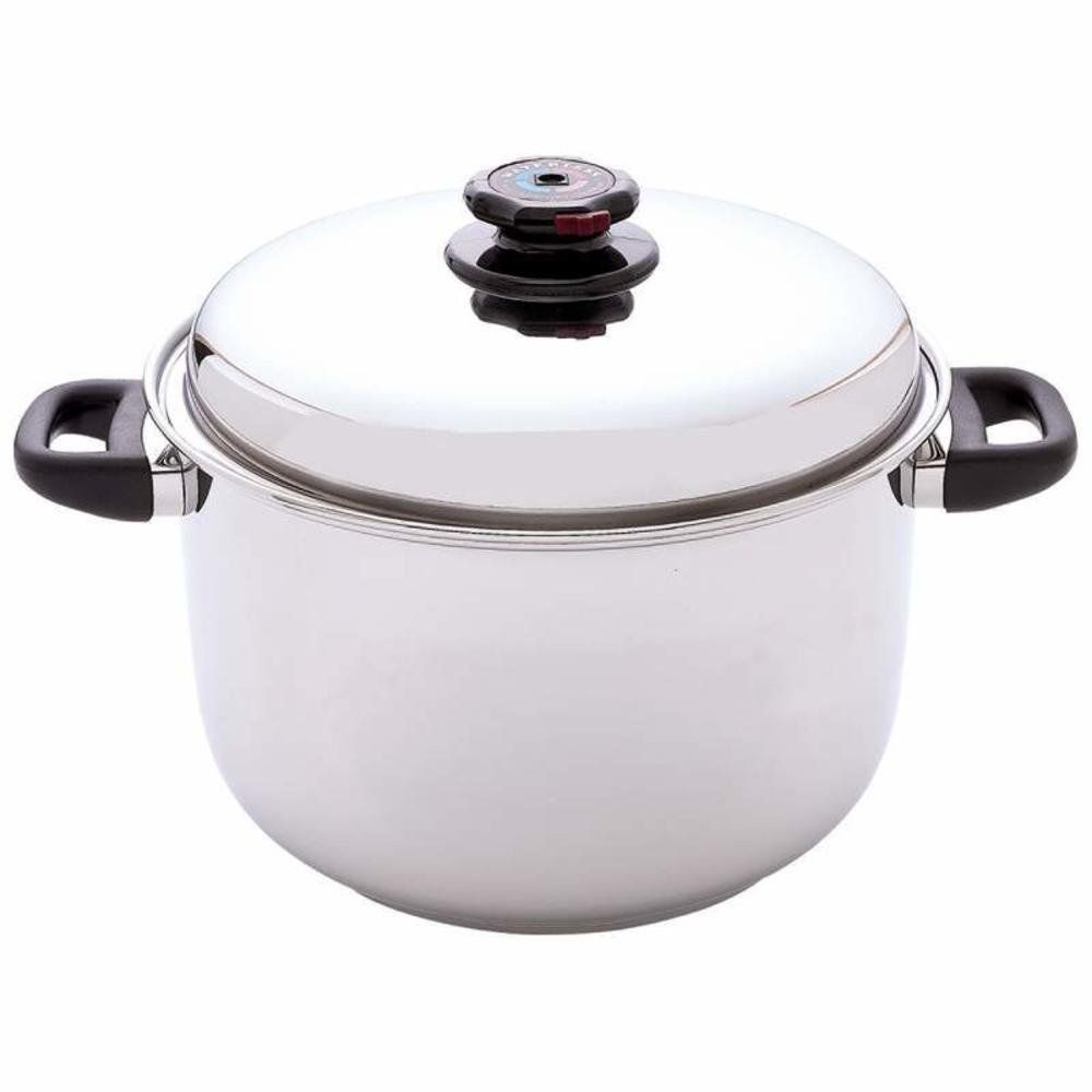 Steam Control 12-Quart Surgical Stainless-Steel Stockpot ** Want to know more, click on the image.