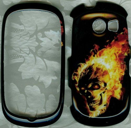 Buy Fire skull Samsung Flight 2 II A927 at&t Phone Cover case NEW for 9.99 USD | Reusell