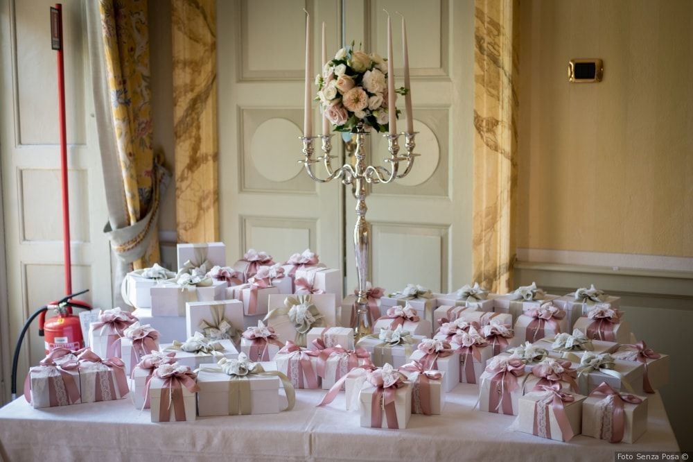 Bomboniere Matrimonio Wedding Planner.Bomboniere Per Matrimoni Addobbi E Decorazioni Confettate E